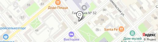 Багетный арт-салон на карте Кургана