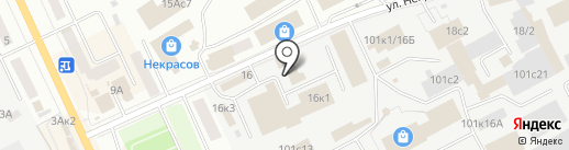 Багет.ру на карте Кургана