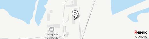 Амис Дизайн на карте Кургана