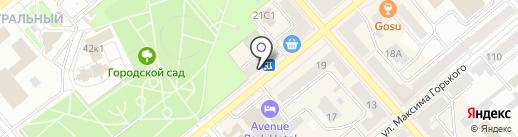 СтройДомСервис на карте Кургана