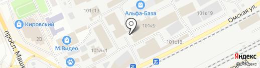 Буфет на карте Кургана