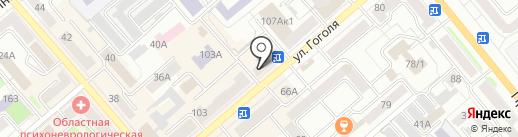 СКБ-банк, ПАО на карте Кургана