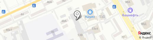Рациональные системы отопления на карте Кургана