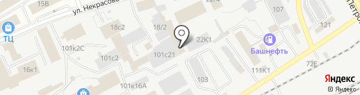 СпецТрансформер на карте Кургана