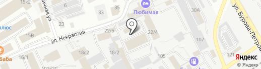 Оптовая фирма на карте Кургана