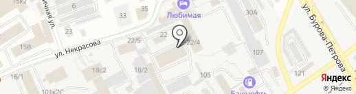 Идеал монтаж на карте Кургана