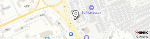 Магазин запорной арматуры на карте Кургана