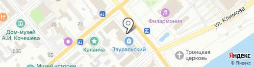 Каприз на карте Кургана