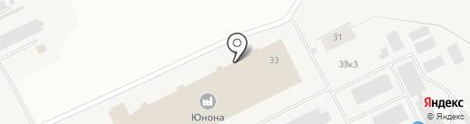 УРАЛЭЛЕКТРОЩИТ на карте Кургана