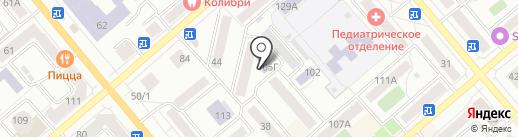 Канцлер на карте Кургана