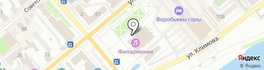 kassy.ru на карте Кургана