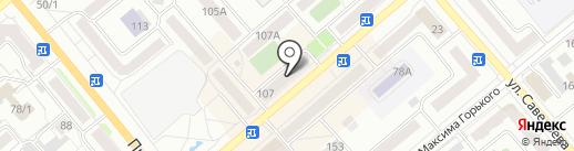 Ресо-Гарантия, СПАО на карте Кургана