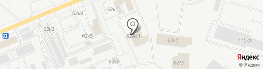 Автосервис по ремонту автомобилей УАЗ, ГАЗ на карте Кургана
