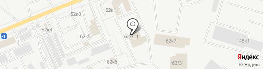 Игробум на карте Кургана