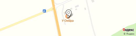 У Омара на карте Солобоево
