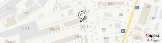 Сеть ветеринарных аптек на карте Кургана