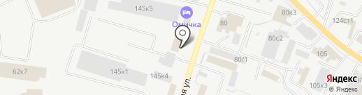 Эффективные Автотехнологии на карте Кургана
