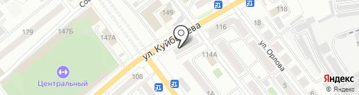 Агрофирма Боровская, ЗАО на карте Кургана