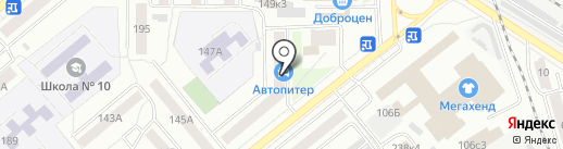 АКЦИЯ-ЗАЙМ на карте Кургана