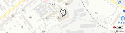 Профи Электро на карте Кургана