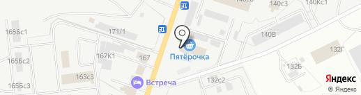 Волшебная страна на карте Кургана