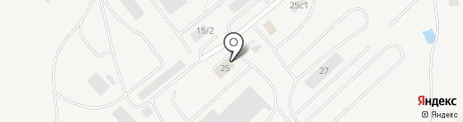 ЭксПроф на карте Тюмени
