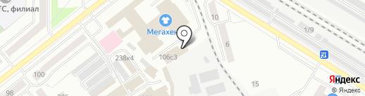 Тех Ас на карте Кургана