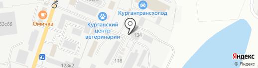 ПРОФИ на карте Кургана