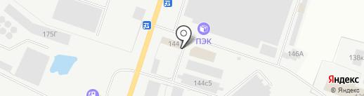 Рус-Сервис на карте Кургана