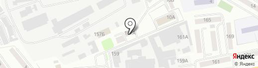 Восток-Сервис на карте Кургана