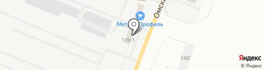 РусАгроМир на карте Кургана
