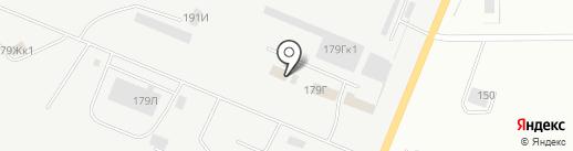 Силовые линии на карте Кургана