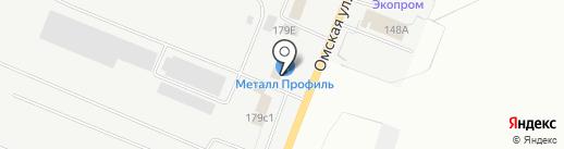 Линде Уралтехгаз на карте Кургана