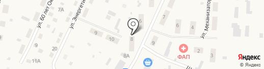Парикмахерская на карте Шорохово