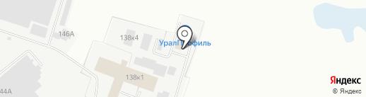 ИнСнаб на карте Кургана