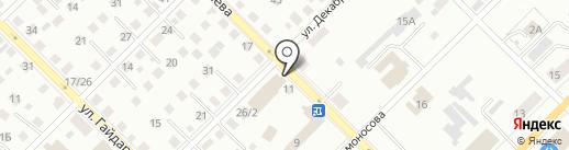 АвтоСфера на карте Кургана