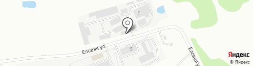 Айрин на карте Тюмени