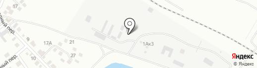 Центр кинологической службы УМВД России по Курганской области на карте Кургана