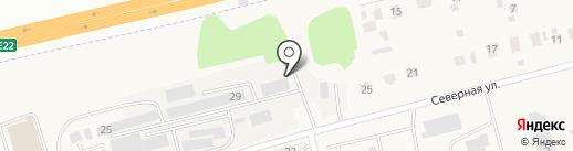 АвтоГарант-Т на карте Московского