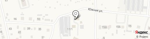 НИКА на карте Московского