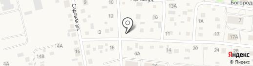 Теремок на карте Московского