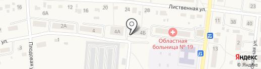 ТехноБокс на карте Московского