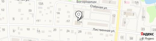 Тюмень-Инжиниринг на карте Московского