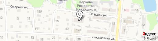 Умелец на карте Московского