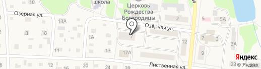 Комплексный центр социального обслуживания населения Тюменского района на карте Московского