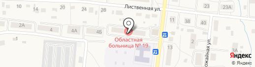 Бионик на карте Московского