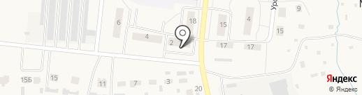 Гермес на карте Московского