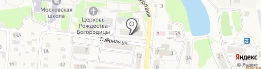 ГАУСЗ на карте Московского