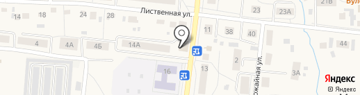 Магазин обоев и домашнего текстиля на карте Московского