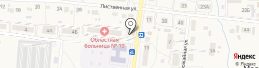 Класс на карте Московского